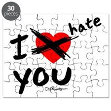 I hate you Puzzle
