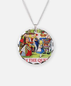 ALICE - I AM THE QUEEN Necklace