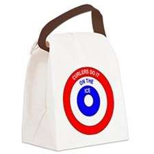button2 Canvas Lunch Bag