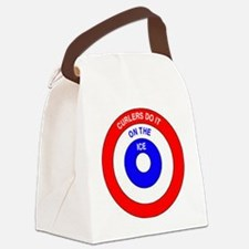 button2 Canvas Lunch Bag
