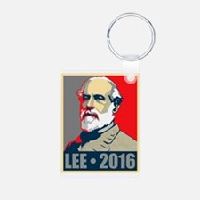 Robert E. Lee For President Keychains
