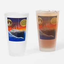Titanic Drinking Glass