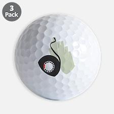 film roll Golf Ball