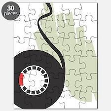film roll Puzzle