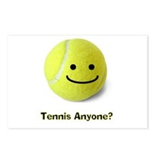 Tennis anyone? Postcards (Package of 8)