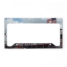 39860044poster License Plate Holder