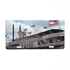 39860044poster Aluminum License Plate