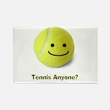 Tennis anyone? Rectangle Magnet