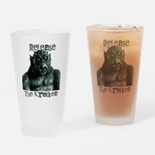 kracken Drinking Glass