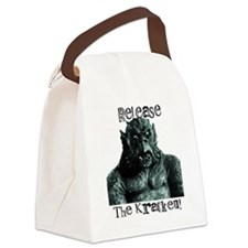 kracken Canvas Lunch Bag