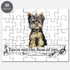 2-Boss Yorkie Puzzle