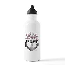 brittneylotz_front Water Bottle