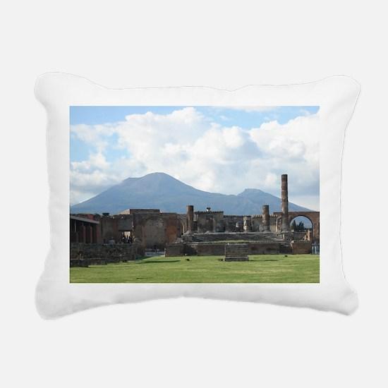 Pompeii Rectangular Canvas Pillow