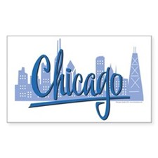 CHICAGO-Dark-Blue Decal