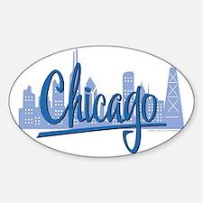 CHICAGO-Dark-Blue Decal