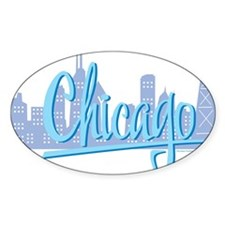 CHICAGO-Light-Blue Decal