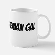 FIREMAN-GAL Mug