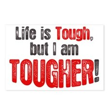 life-is-tough-but Postcards (Package of 8)