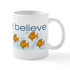 I believe in fish Mug