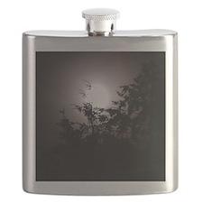 MoonFog070409 Flask