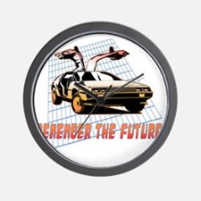 Remember the Future Wall Clock