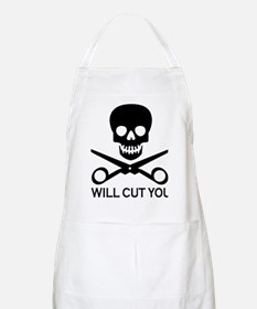 Beauty Shop Pirate 1 Apron