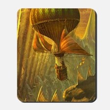 Steampunk_1_journal Mousepad