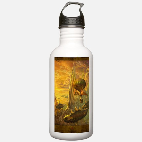 Finisterra_11x17 Water Bottle