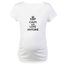 Keep Calm and Love Antoine Shirt