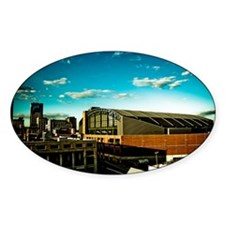 Conseco Fieldhouse Decal