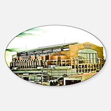 Lucas Oil Stadium Indianapolis Indi Decal