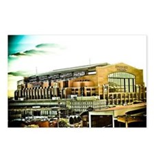Lucas Oil Stadium Indiana Postcards (Package of 8)