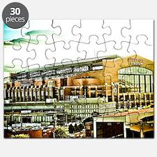 Lucas Oil Stadium Indianapolis Indiana Puzzle