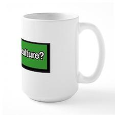 got-permaculture-bumper-sticker Mug