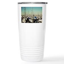 Monterey Bay Marina Travel Mug