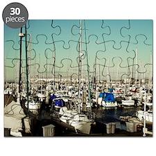 Monterey Bay Marina Puzzle