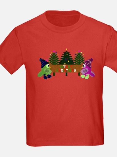 Merry Christmas Owls T-Shirt