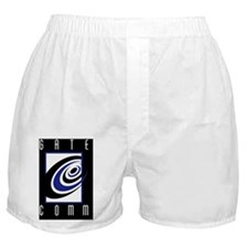 Gate Logo for White Products Boxer Shorts