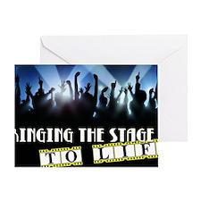 BSL Tour Logo Greeting Card