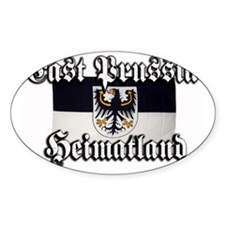 East Prussia Decal