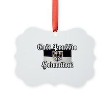 East Prussia Homeland Ornament
