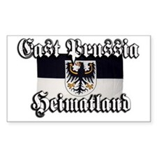 East Prussia Homeland Decal
