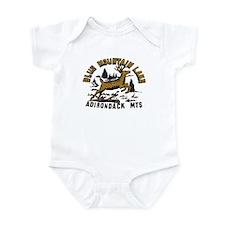 Blue Mountain Adirondacks Infant Bodysuit