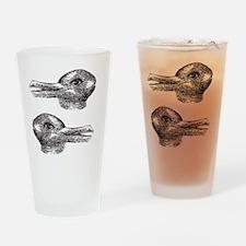 The Original Duck/rabbit illusion Drinking Glass