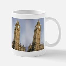 Big Ben leaning over? Mug