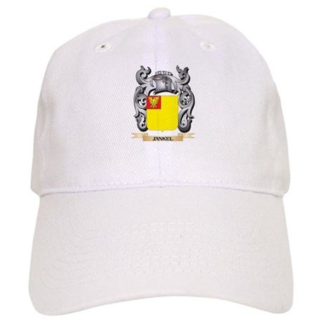 Jankoff Coat of Arms - Family Crest Cap