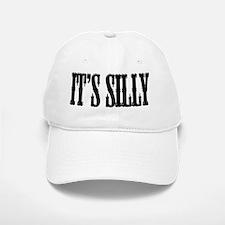 stop_that_its_silly Baseball Baseball Cap