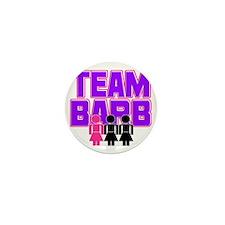 BARB Mini Button
