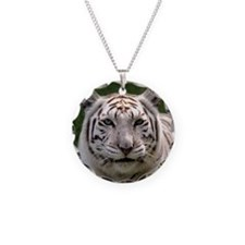 White Tiger 006 Necklace