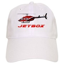 JetBox Badge 2 Baseball Cap